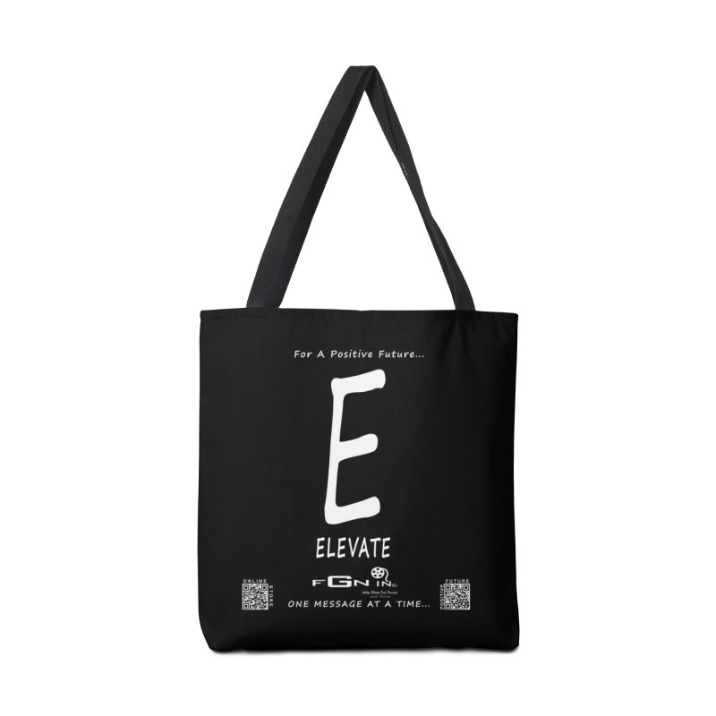 670A - E For Elevate Accessories Bag by FGN Inc. Online Shop