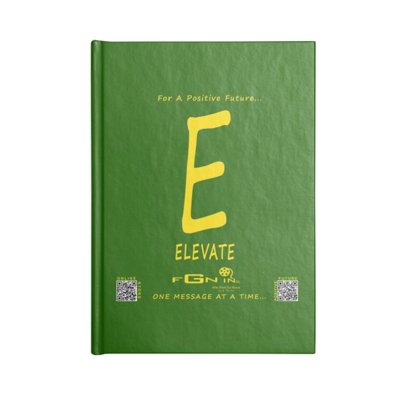670B - E For Elevate Accessories Notebook by FGN Inc. Online Shop