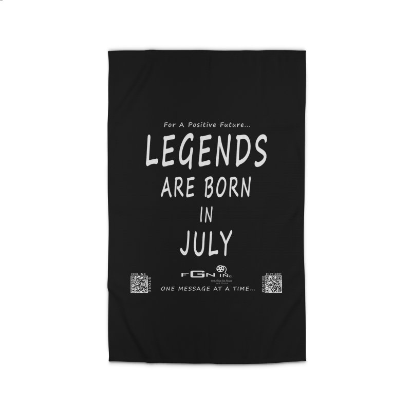 671A - Legends Are Born In July Home Rug by FGN Inc. Online Shop