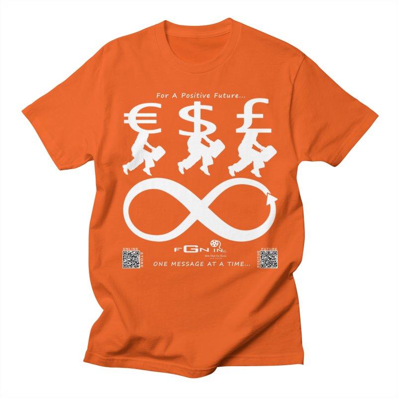 672A - The Infinity Money Men Men's T-shirt by FGN Inc. Online Shop