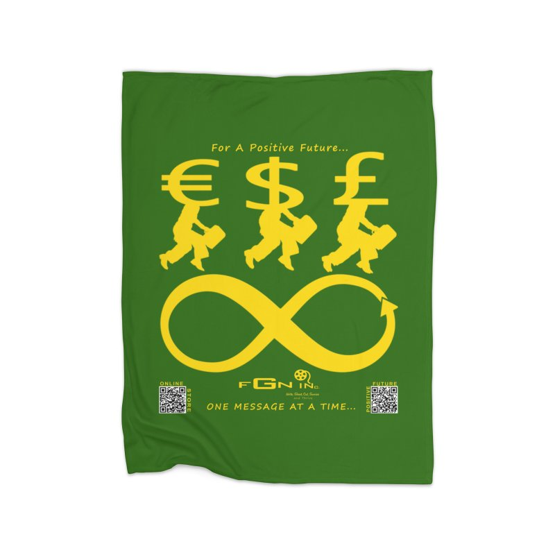 672B - The Infinity Money Men Home Blanket by FGN Inc. Online Shop