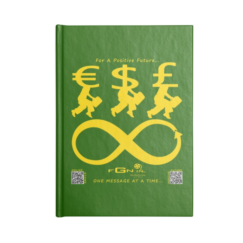 672B - The Infinity Money Men Accessories Notebook by FGN Inc. Online Shop