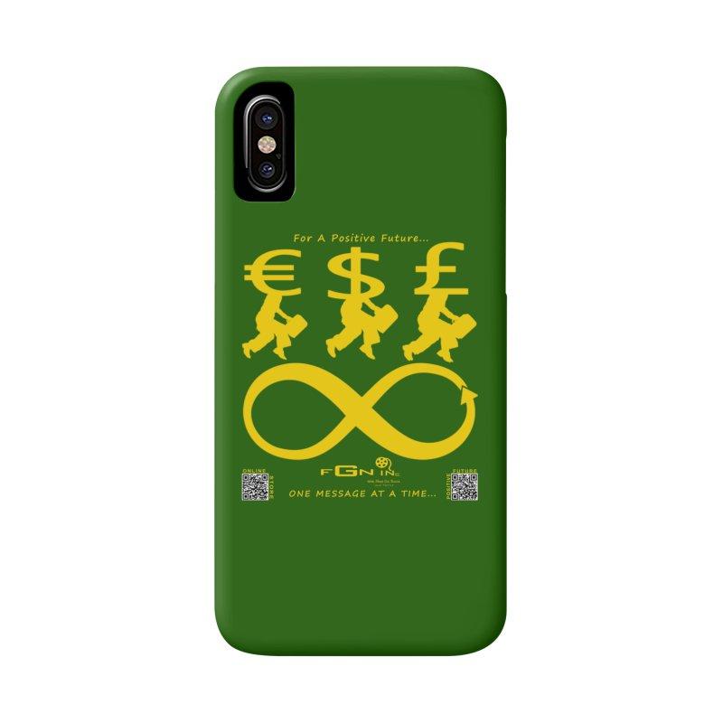 672B - The Infinity Money Men Accessories Phone Case by FGN Inc. Online Shop