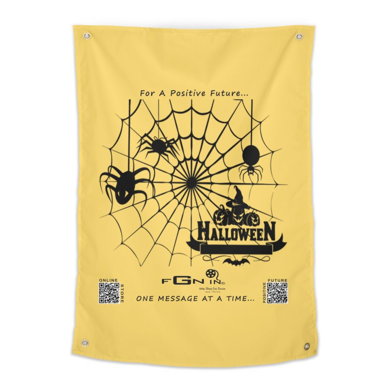 682 - HalloweeN Home Tapestry by FGN Inc. Online Shop