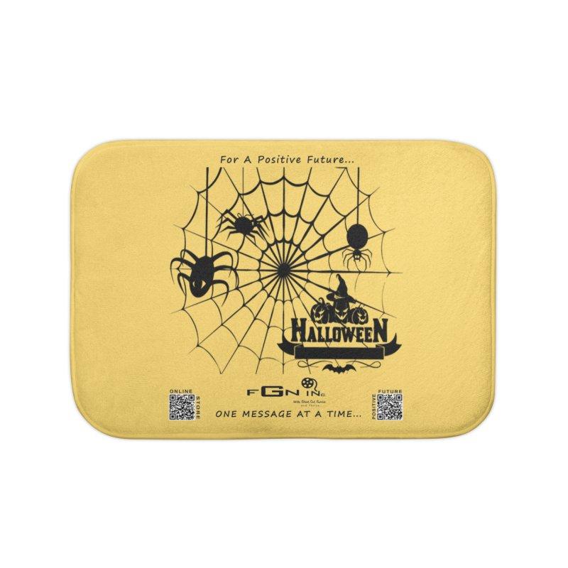 682 - HalloweeN Home Bath Mat by FGN Inc. Online Shop