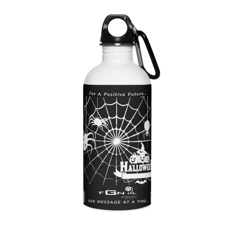 682A - HalloweeN Accessories Water Bottle by FGN Inc. Online Shop