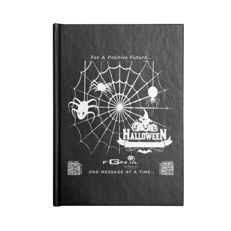 682A - HalloweeN Accessories Notebook by FGN Inc. Online Shop