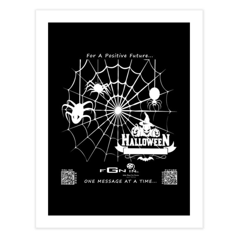 682A - HalloweeN Home Fine Art Print by FGN Inc. Online Shop