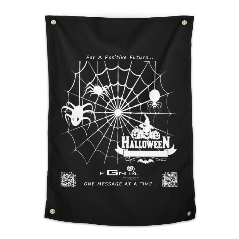 682A - HalloweeN Home Tapestry by FGN Inc. Online Shop