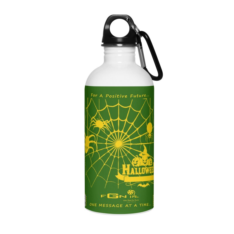 682B - HalloweeN Accessories Water Bottle by FGN Inc. Online Shop