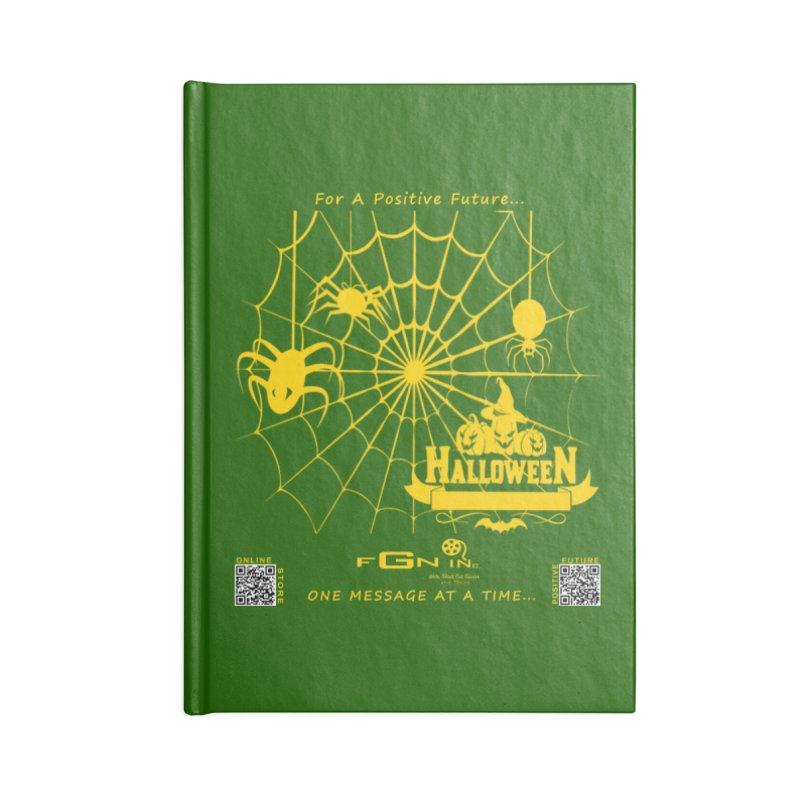 682B - HalloweeN Accessories Notebook by FGN Inc. Online Shop