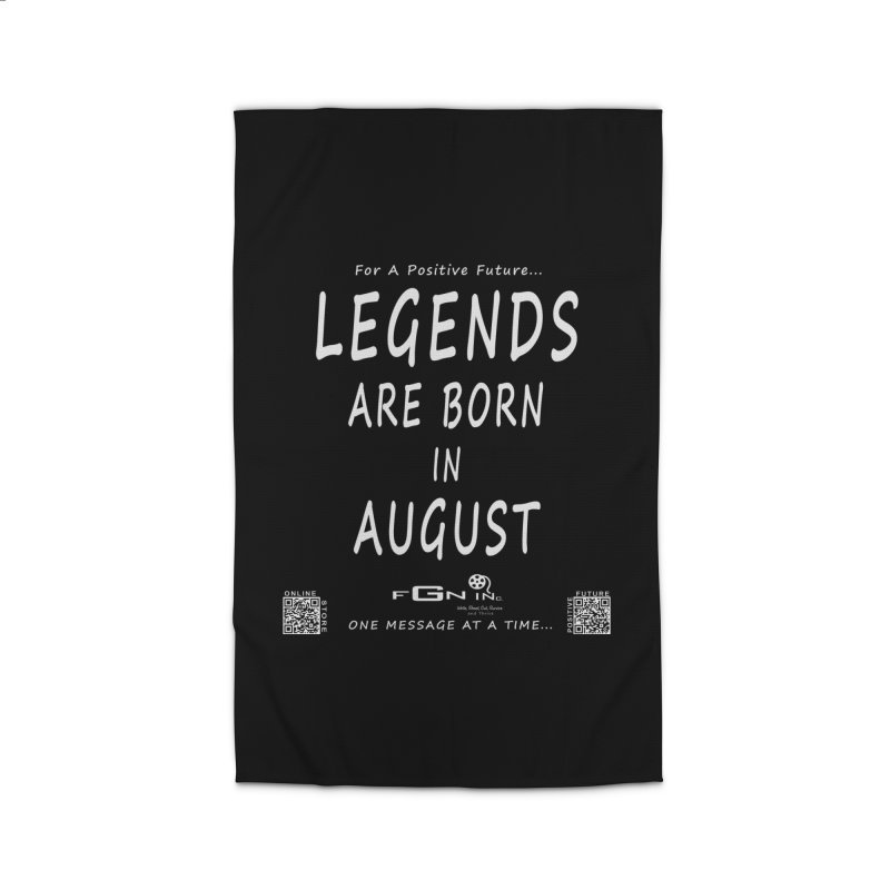 683A - Legends Are Born In August Home Rug by FGN Inc. Online Shop