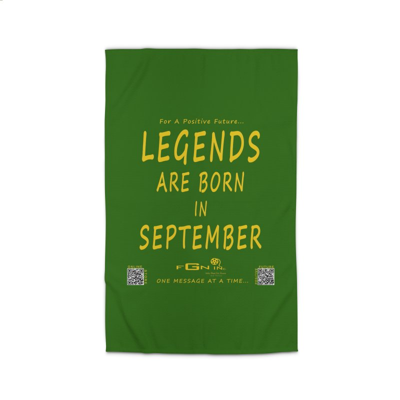 684B - Legends Are Born In September Home Rug by FGN Inc. Online Shop