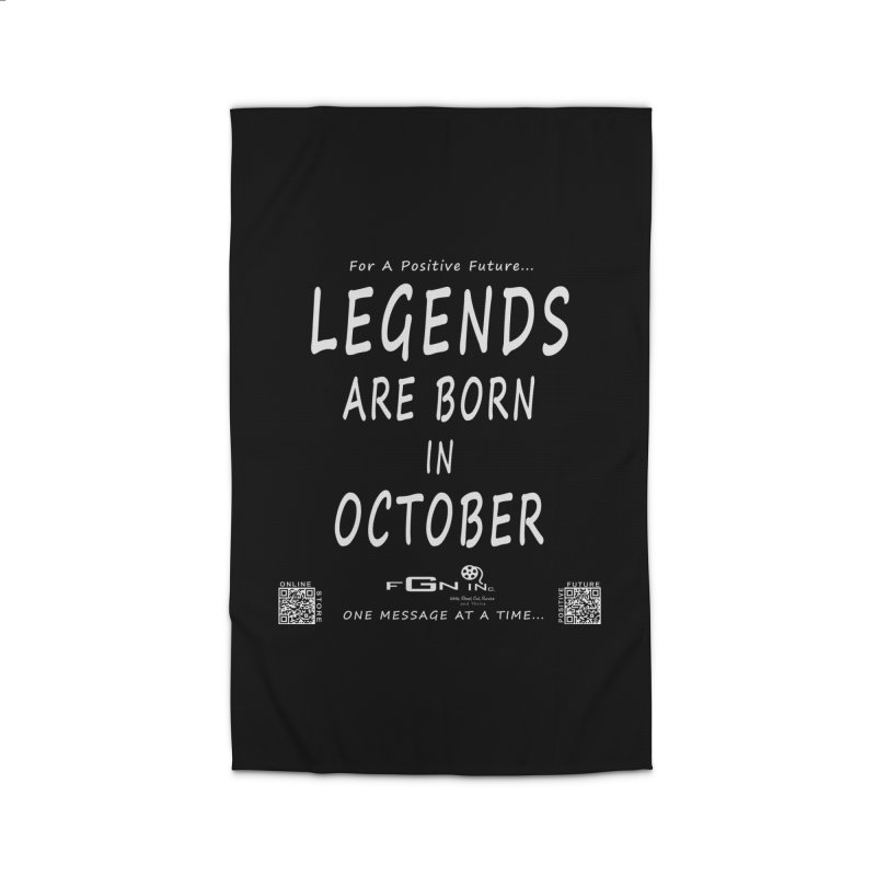685A - Legends Are Born In October Home Rug by FGN Inc. Online Shop