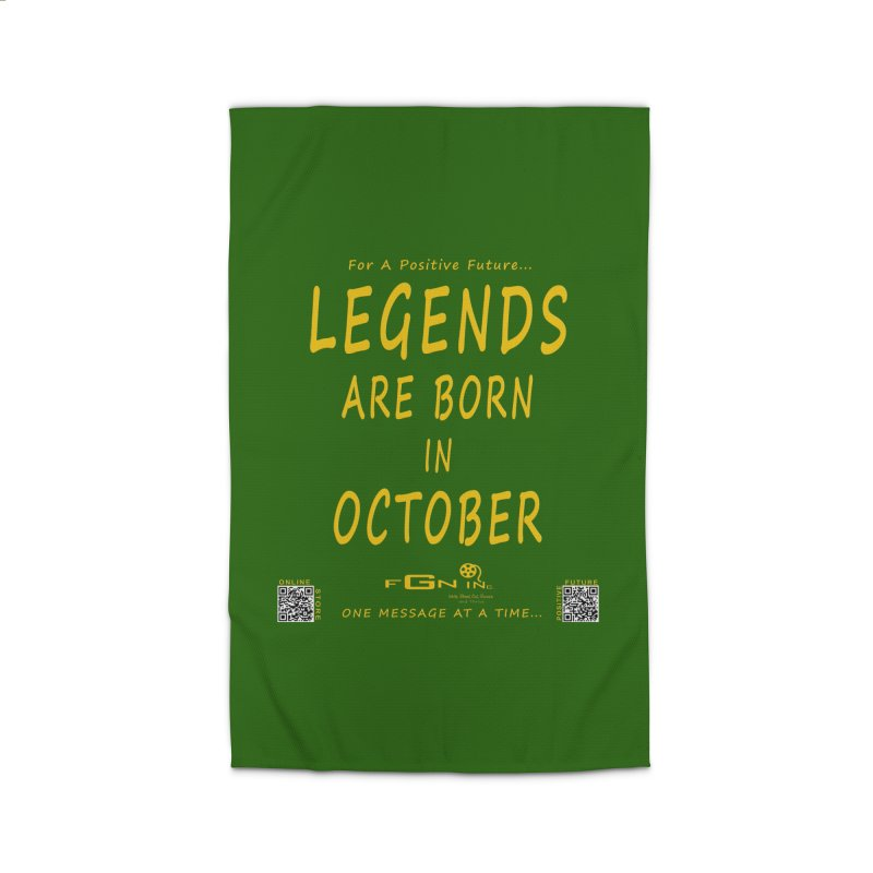 685B - Legends Are Born In October Home Rug by FGN Inc. Online Shop