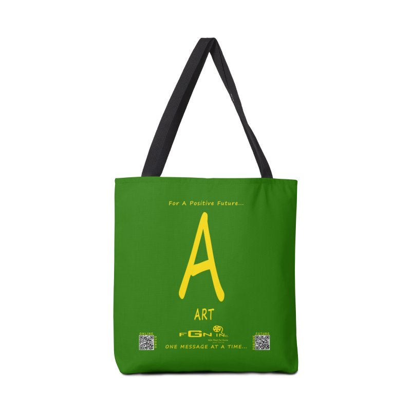 687B - A For Art Accessories Tote Bag Bag by FGN Inc. Online Shop