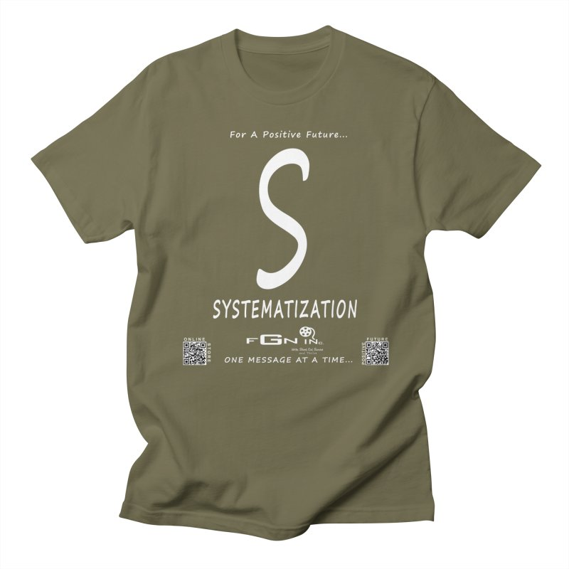 691A - S For Systematization Women's T-Shirt by FGN Inc. Online Shop