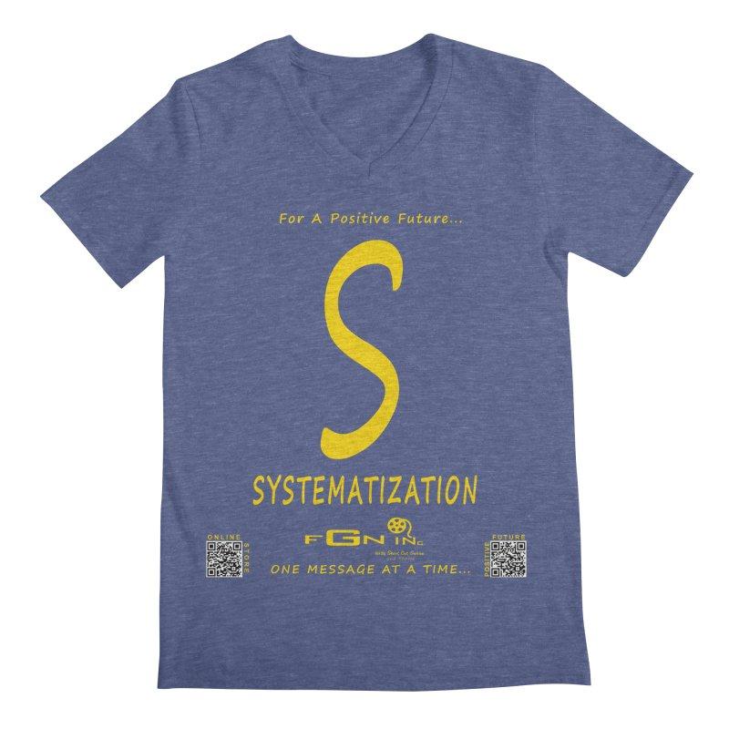 691B - S For Systematization Men's Regular V-Neck by FGN Inc. Online Shop