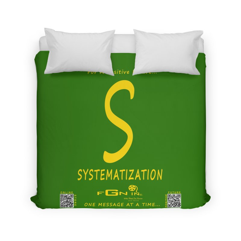 691B - S For Systematization Home Duvet by FGN Inc. Online Shop
