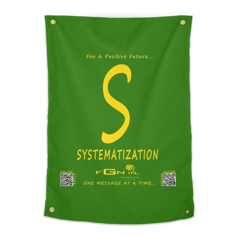 691B - S For Systematization Home Tapestry by FGN Inc. Online Shop