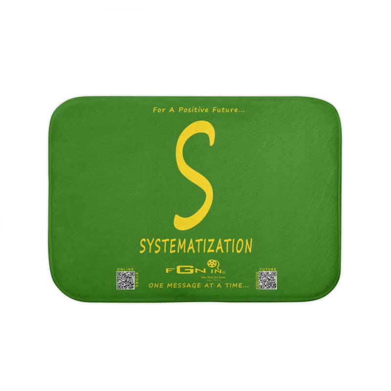 691B - S For Systematization Home Bath Mat by FGN Inc. Online Shop