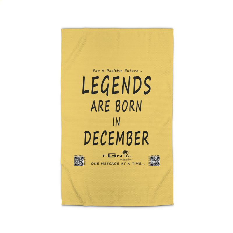 692 - Legends Are Born In December - On A Day To Remember Home Rug by FGN Inc. Online Shop