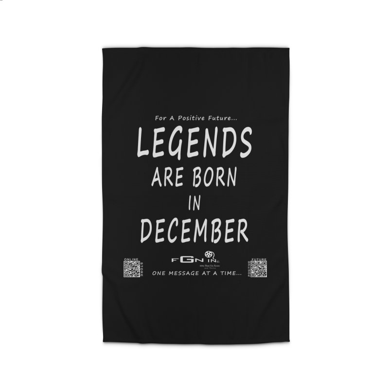 692A - Legends Are Born In December - On A Day To Remember Home Rug by FGN Inc. Online Shop