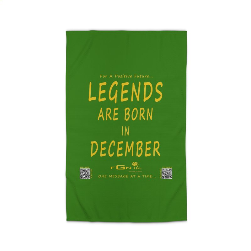 692B - Legends Are Born In December - On A Day To Remember Home Rug by FGN Inc. Online Shop