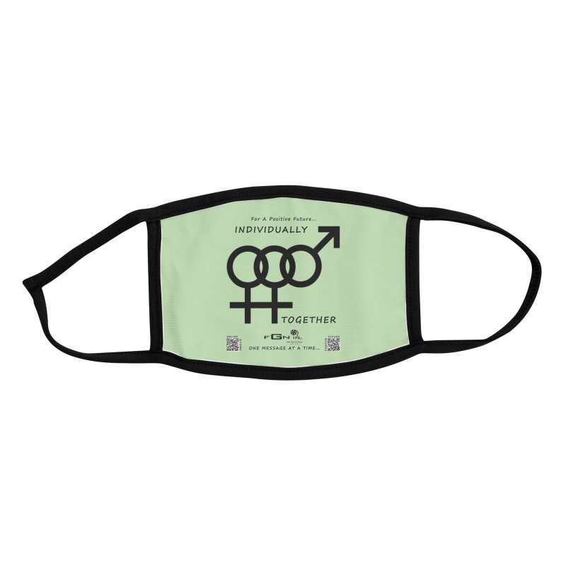 693 - Individually Together Accessories Face Mask by FGN Inc. Online Shop