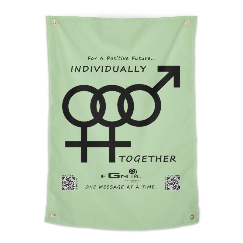693 - Individually Together Home Tapestry by FGN Inc. Online Shop