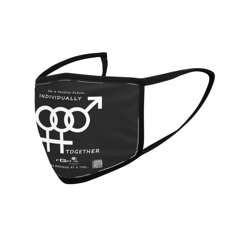 693A - Individually Together Accessories Face Mask by FGN Inc. Online Shop
