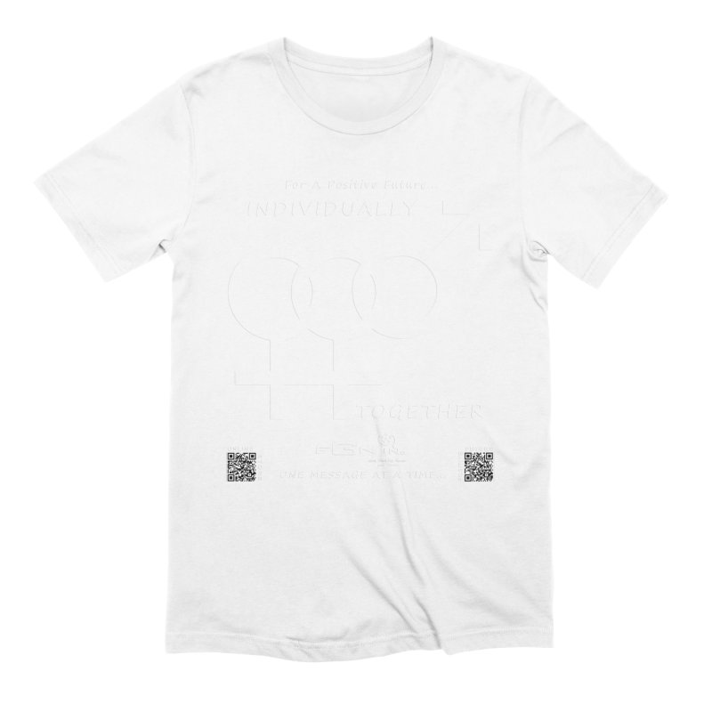 693A - Individually Together Men's T-Shirt by FGN Inc. Online Shop