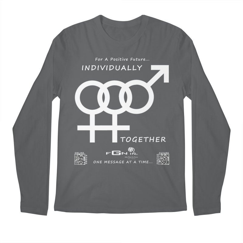 693A - Individually Together Men's Longsleeve T-Shirt by FGN Inc. Online Shop