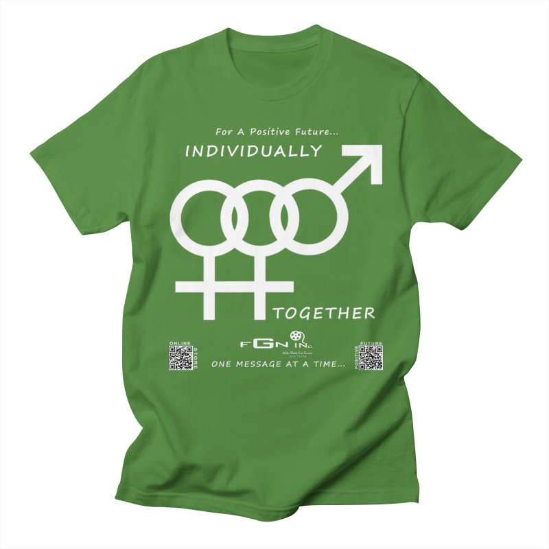 693A - Individually Together Men's Regular T-Shirt by FGN Inc. Online Shop