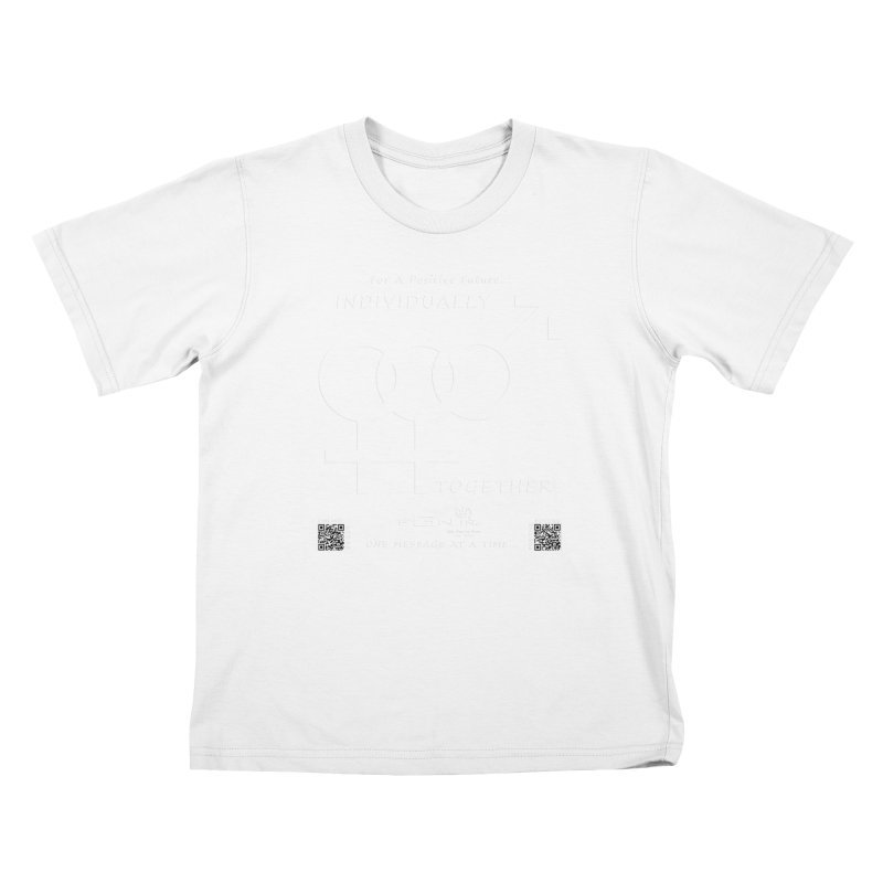 693A - Individually Together Kids T-Shirt by FGN Inc. Online Shop
