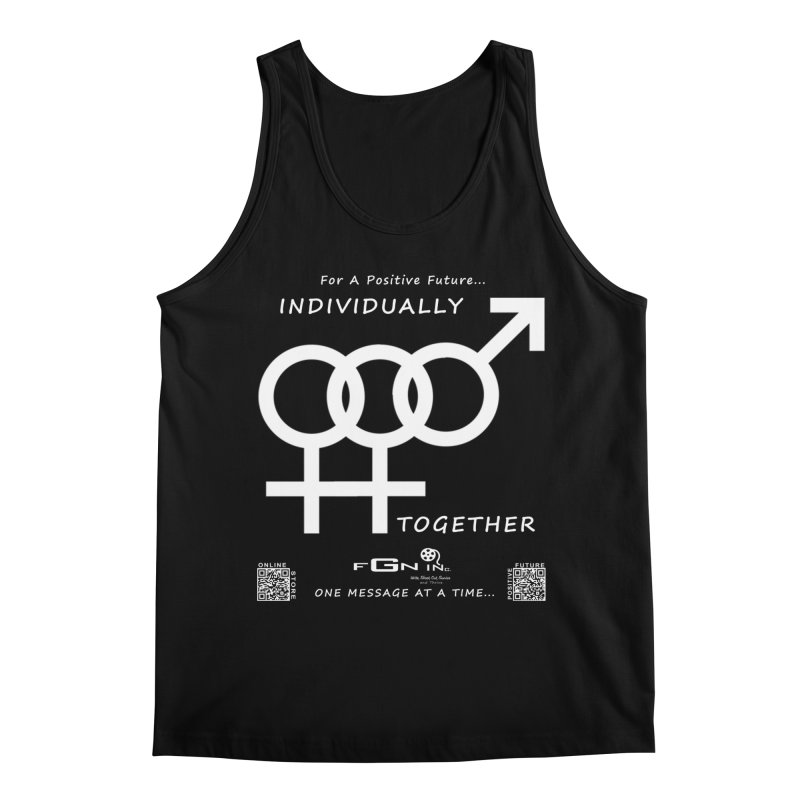 693A - Individually Together Men's Regular Tank by FGN Inc. Online Shop