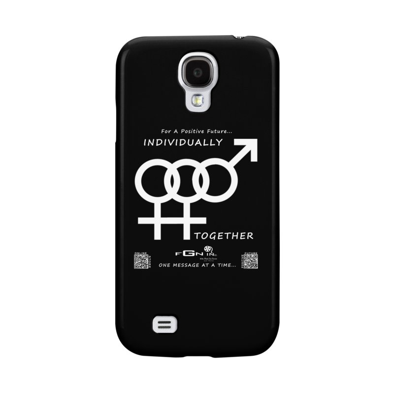 693A - Individually Together Accessories Phone Case by FGN Inc. Online Shop