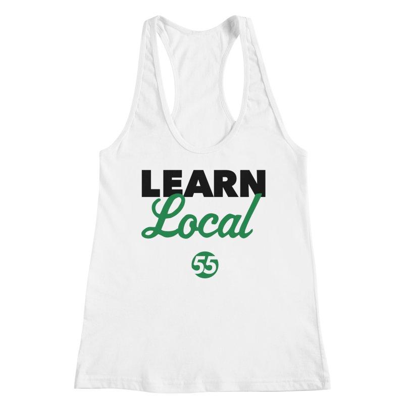 Learn Local 55 Women's Tank by FOH55