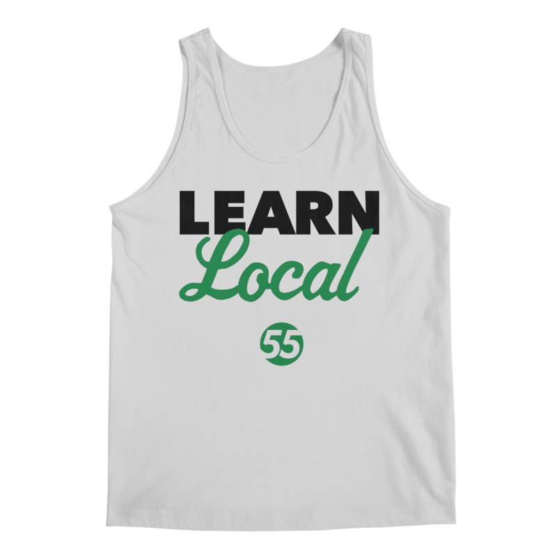 Learn Local 55 Men's Regular Tank by FOH55