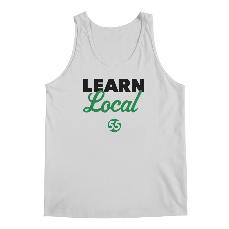Learn Local 55 Men's Regular Tank by FOH55