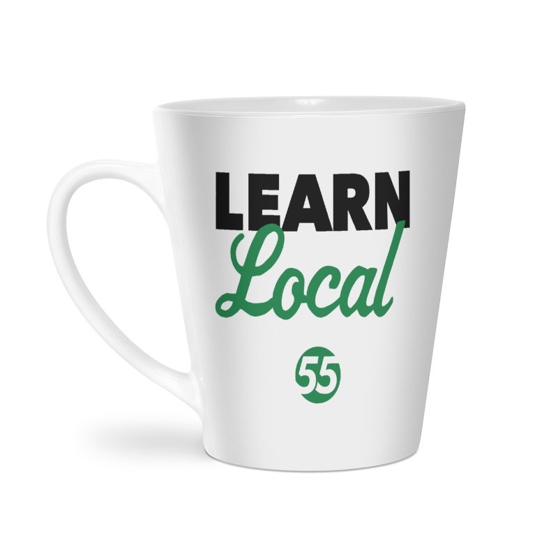 Learn Local 55 Accessories Latte Mug by FOH55