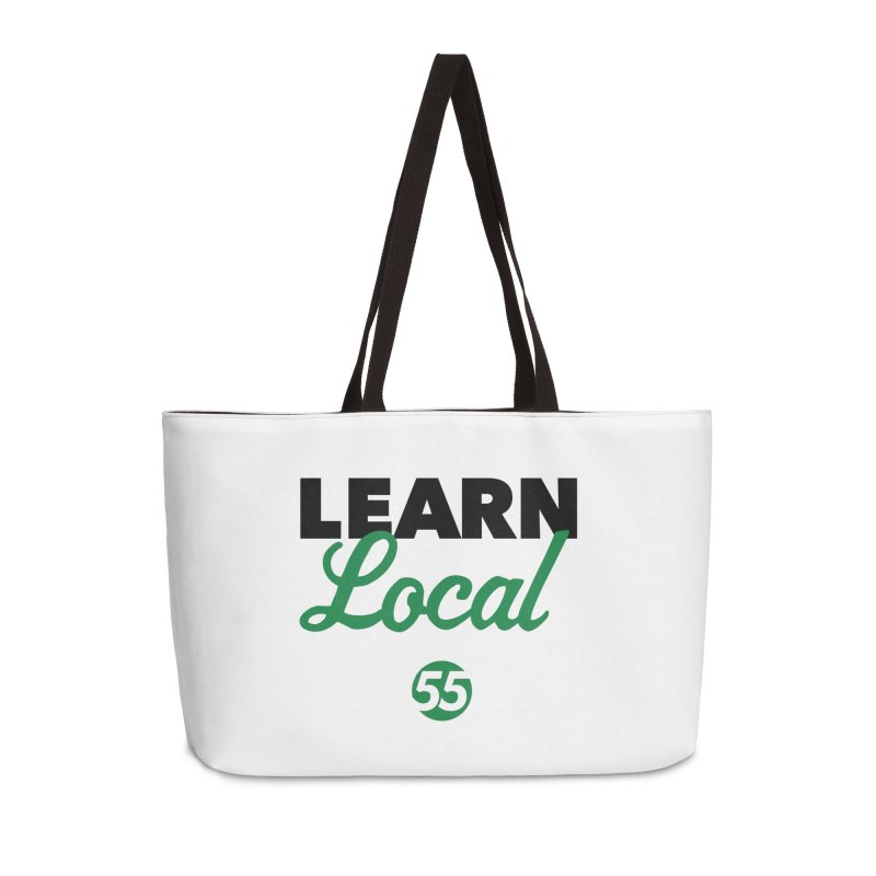 Learn Local 55 Accessories Weekender Bag Bag by FOH55