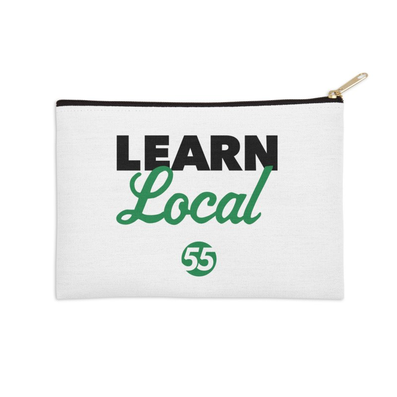 Learn Local 55 Accessories Zip Pouch by FOH55