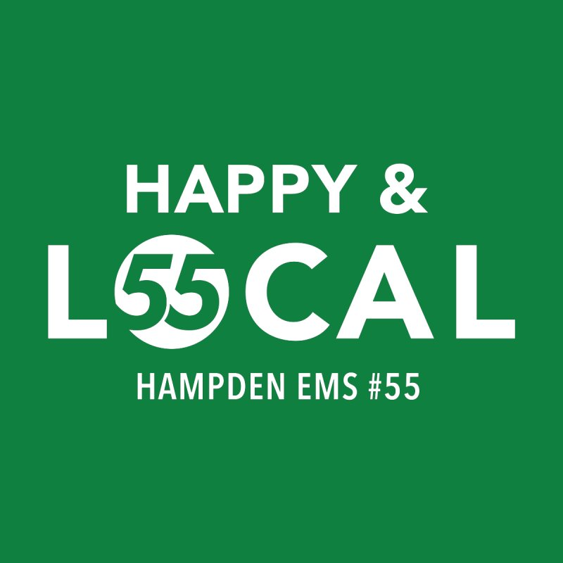 Happy & Local Men's T-Shirt by FOH55