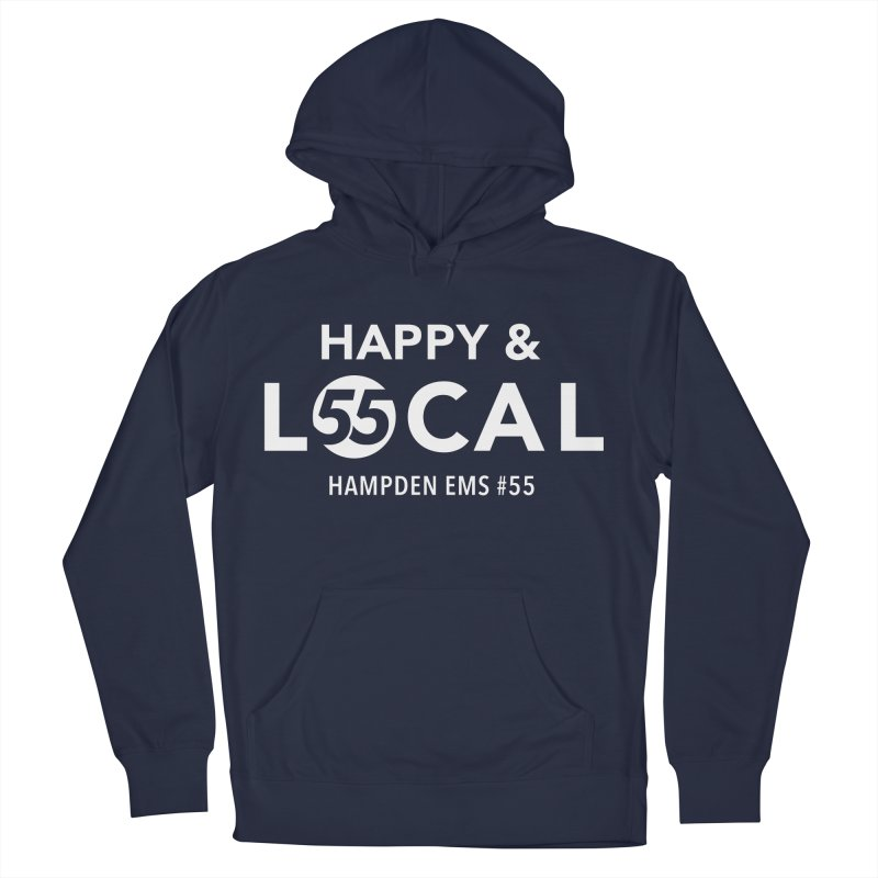 Happy & Local Men's Pullover Hoody by FOH55