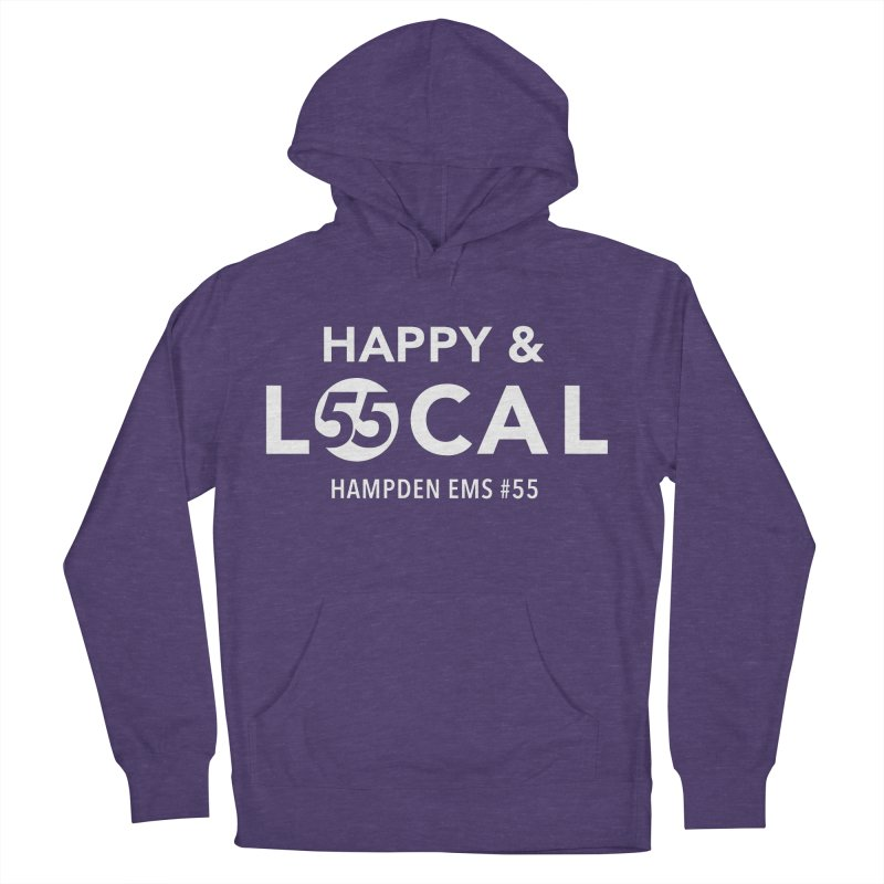 Happy & Local Women's French Terry Pullover Hoody by FOH55