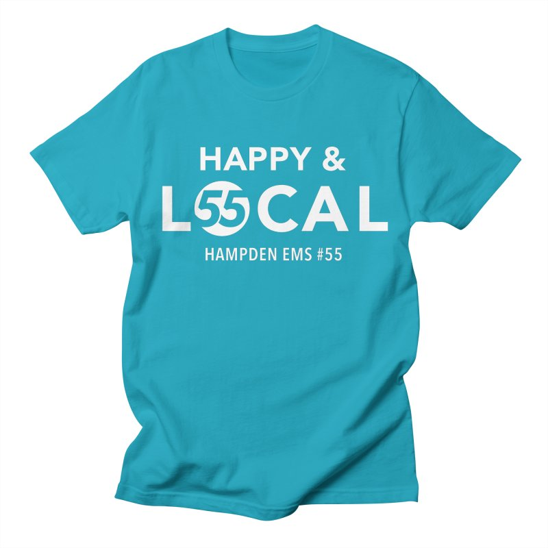 Happy & Local Women's Regular Unisex T-Shirt by FOH55