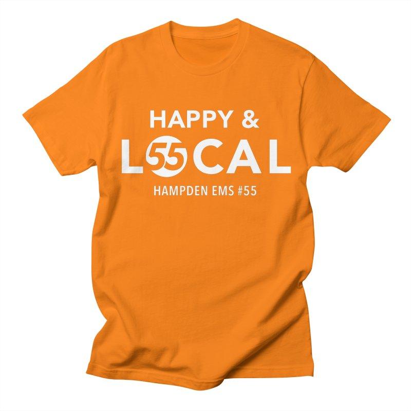 Happy & Local Men's Regular T-Shirt by FOH55