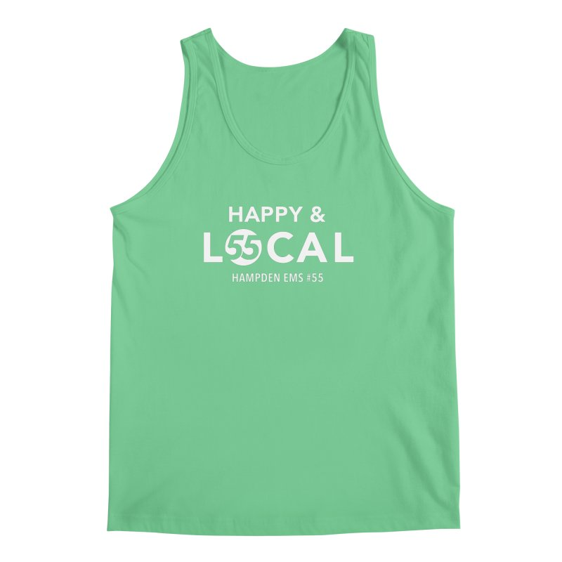 Happy & Local Men's Regular Tank by FOH55