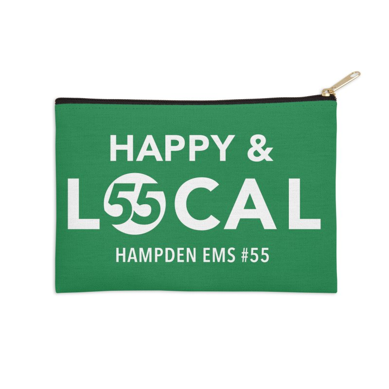 Happy & Local Accessories Zip Pouch by FOH55